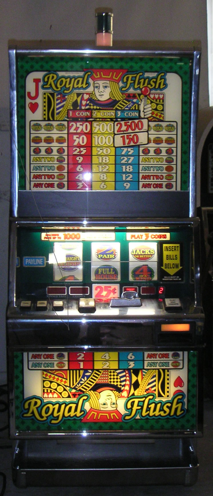 20 line slot machines